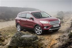 Car review: Ford Kuga