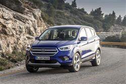 Car review: Ford Kuga 2.0 TDCi