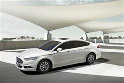 Car review: Ford Mondeo Hybrid
