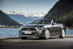 Car review: Ford Mustang Convertible