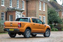 Diesel Pick Up Double Cab Limited 2 2.2 Tdci