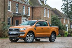 Diesel Pick Up Double Cab Limited 2 3.2 Tdci 200 Auto