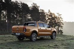 Diesel Pick Up Double Cab Raptor 2.0 TDCi 213 Auto