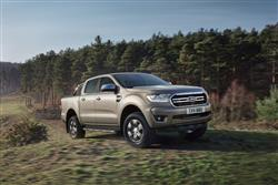 Diesel Pick Up Double Cab Limited 1 2.0 TDCi 170