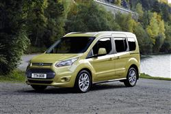 Car review: Ford Tourneo Connect