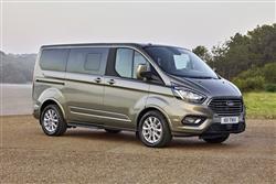 Car review: Ford Tourneo Custom