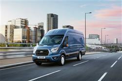 Van review: Ford Transit