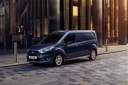 Van review: Ford Transit Connect