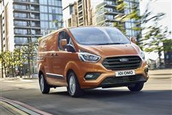 Van review: Ford Transit Custom