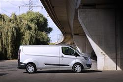 Van review: Ford Transit Custom lwb 2.0 EcoBlue130PS
