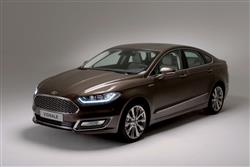 Car review: Ford Mondeo Vignale