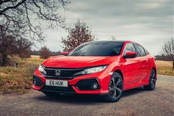 Car review: Honda Civic