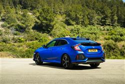 1.5 VTEC Turbo Sport Plus 5dr CVT Petrol Hatchback