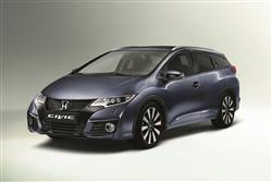 Car review: Honda Civic Tourer