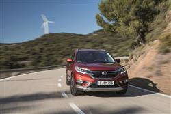 HONDA CR-V DIESEL ESTATE 1.6 i-DTEC SE Plus 5dr 2WD