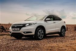 Car review: Honda HR-V