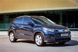 Car review: Honda HR-V