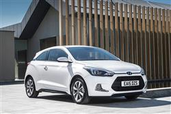 Car review: Hyundai i20 Coupe
