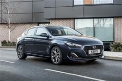 Car review: Hyundai i30 Fastback
