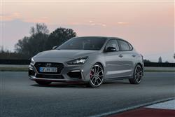 Car review: Hyundai i30 Fastback N Performance