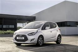 Car review: Hyundai ix20