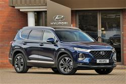 Car review: Hyundai Santa Fe