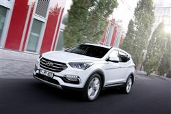 Car review: Hyundai Santa Fe 2.2 CRDi 7-Seat 4WD