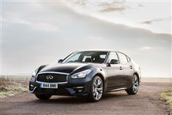 Car review: Infiniti Q70