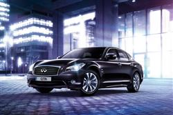 Car review: Infiniti Q70 Hybrid