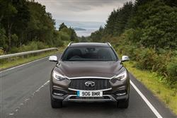 Car review: Infiniti QX30