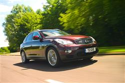 Car review: Infiniti QX50