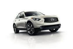 Car review: Infiniti QX70