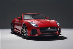 Car review: Jaguar F-TYPE Convertible