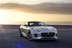 Car review: Jaguar F-TYPE Coupe