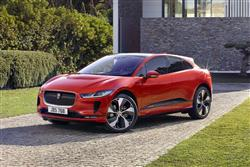 Car review: Jaguar I-PACE