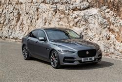 Car review: Jaguar XE D180