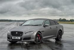Car review: Jaguar XJR575