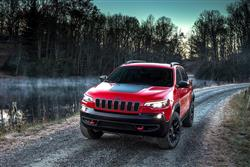 Car review: Jeep Cherokee
