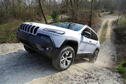 Car review: Jeep Cherokee Trailhawk