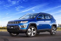 Car review: Jeep Compass