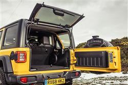 2.2 Multijet Sahara 2dr Auto8 Diesel Hardtop