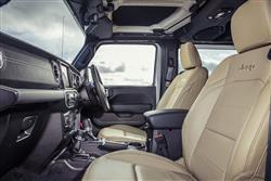 2.2 Multijet Sahara 4dr Auto8 Diesel Soft-Top