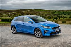Car review: Kia Ceed