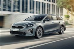 Car review: Kia Ceed Sportswagon