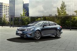 Car review: Kia Optima