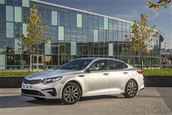 Car review: Kia Optima PHEV