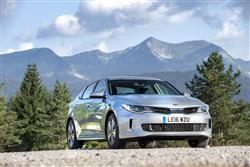 Car review: Kia Optima PHEV