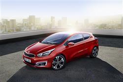 Car review: Kia pro_cee