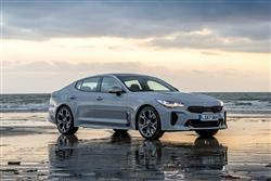 Car review: Kia Stinger GT S