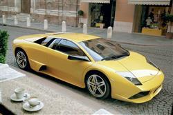 Car review: Lamborghini Murcielago